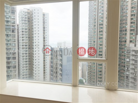 Tasteful 1 bedroom on high floor with balcony | Rental|The Icon(The Icon)Rental Listings (OKAY-R210809)_0