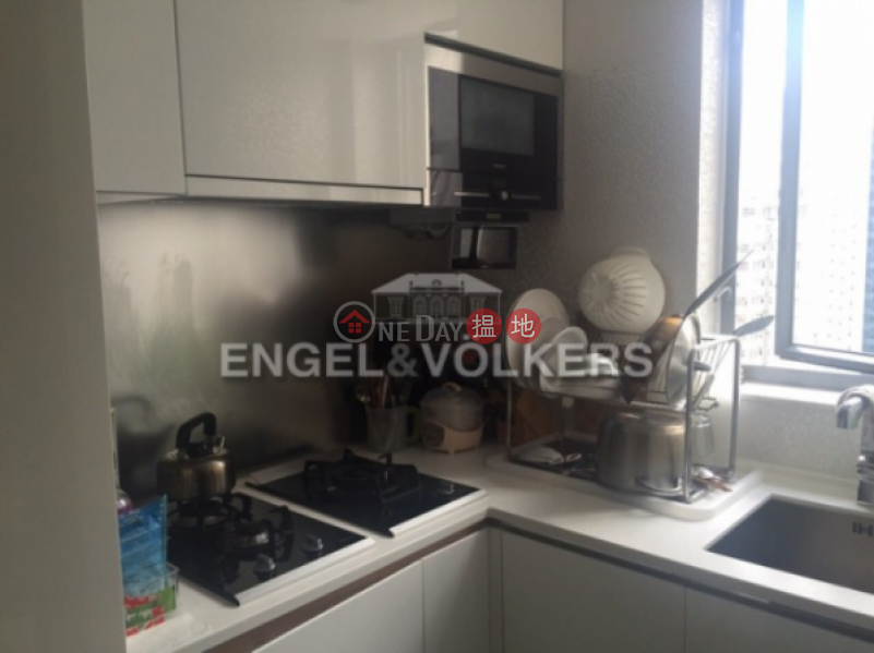 1 Bed Flat for Rent in Soho | 27 Staunton Street | Central District, Hong Kong | Rental HK$ 27,000/ month