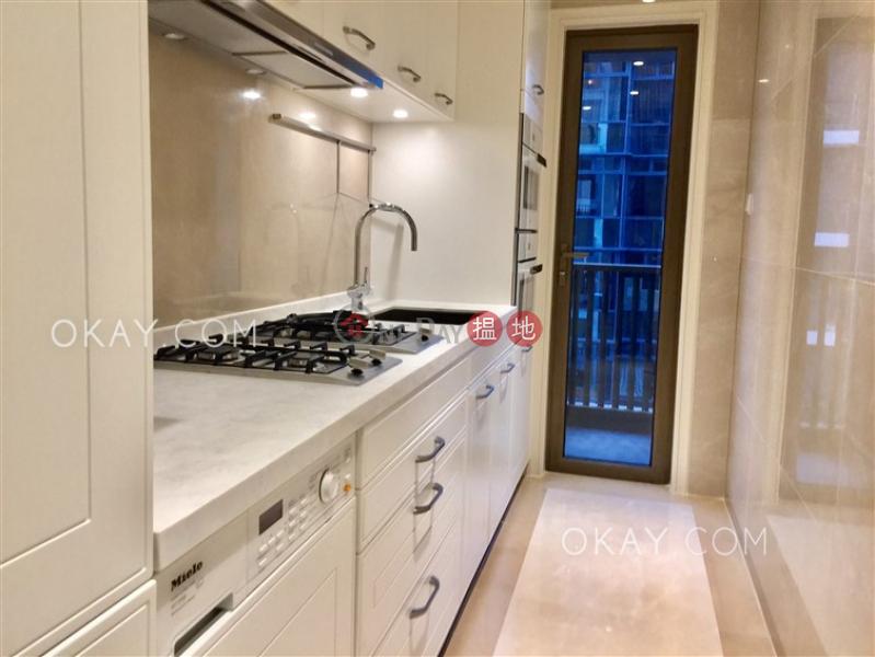 Elegant 3 bedroom with balcony   Rental, Kensington Hill 高街98號 Rental Listings   Western District (OKAY-R290994)