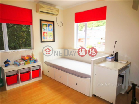 Stylish house with rooftop, terrace & balcony | For Sale|Mang Kung Uk Village(Mang Kung Uk Village)Sales Listings (OKAY-S287950)_0