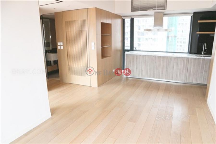 2房1廁,極高層,星級會所,露台《瑧環出租單位》-38堅道   西區-香港-出租-HK$ 47,000/ 月