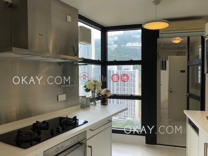 Property Search Hong Kong   OneDay   Residential, Rental Listings   Beautiful 2 bed on high floor with balcony & parking   Rental