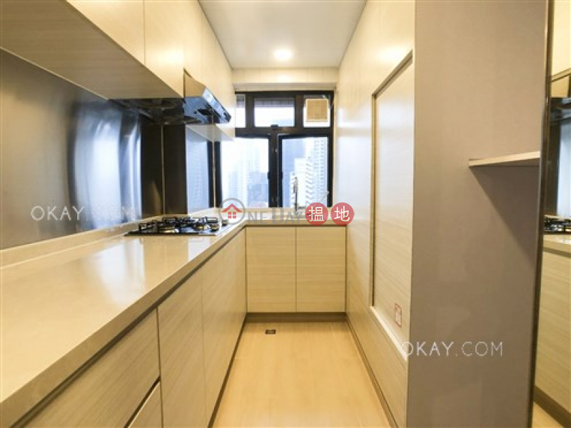 Efficient 3 bedroom on high floor with parking | For Sale, 128-130 Kennedy Road | Eastern District Hong Kong, Sales HK$ 23M