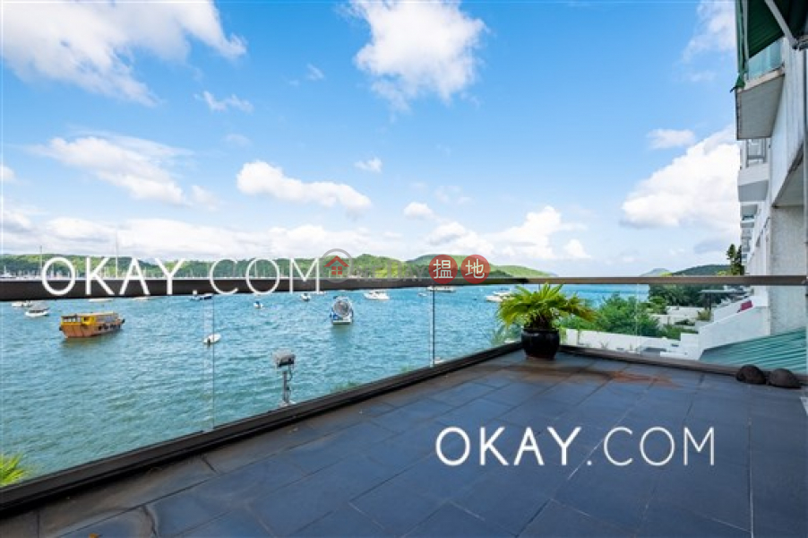HK$ 56M | House K39 Phase 4 Marina Cove | Sai Kung | Luxurious house with sea views, terrace & balcony | For Sale