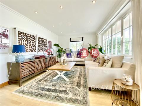 Stylish house with sea views, rooftop & balcony | For Sale|Tai Hang Hau Village(Tai Hang Hau Village)Sales Listings (OKAY-S383433)_0
