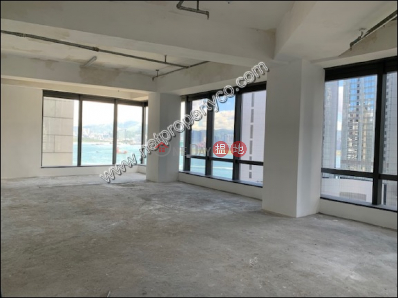 Full window with seaview office space 47 Connaught Road Central | Central District | Hong Kong | Rental | HK$ 118,125/ month