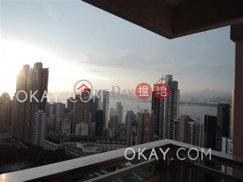 2房1廁,海景,星級會所,露台《匯賢居出售單位》|匯賢居(Centre Place)出售樓盤 (OKAY-S64301)_0