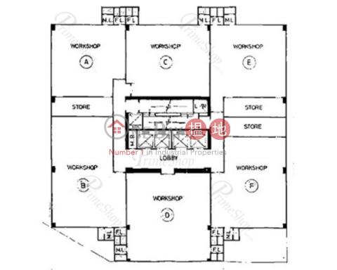 黃竹坑一房筍盤出售|住宅單位|南區得力工業大廈(Derrick Industrial Building)出售樓盤 (EVHK41050)_0