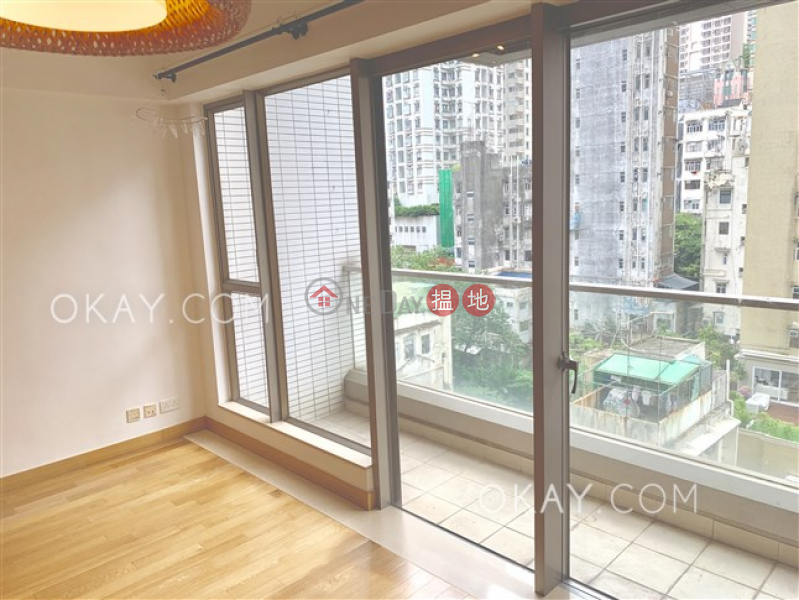 Property Search Hong Kong | OneDay | Residential, Sales Listings, Nicely kept 1 bedroom with balcony & parking | For Sale