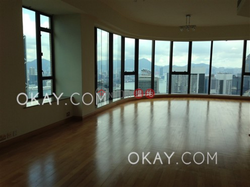 Lovely 3 bedroom with harbour views & parking | Rental, 2 Bowen Road | Central District | Hong Kong, Rental | HK$ 125,000/ month