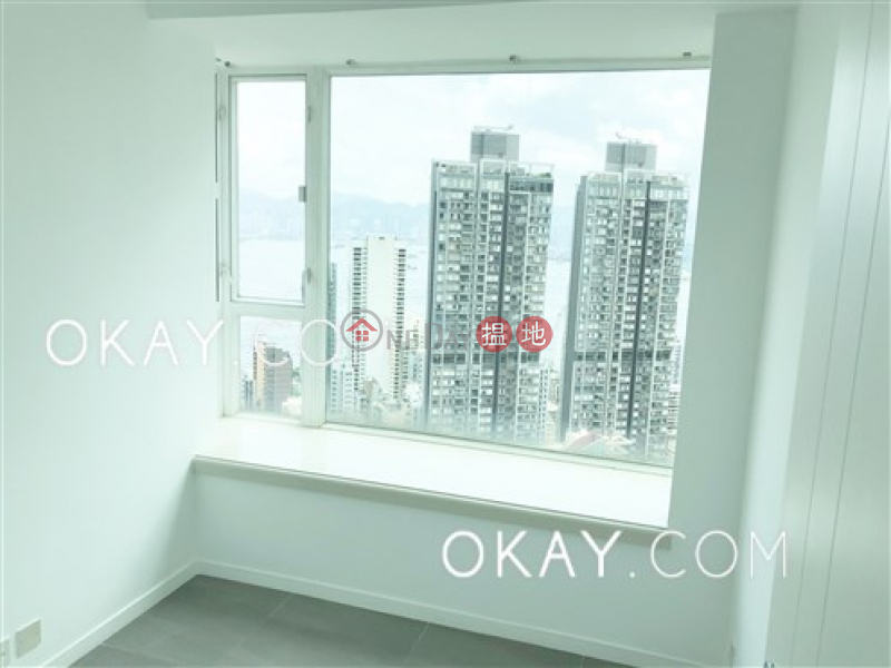 Rare 2 bedroom on high floor with terrace & balcony | Rental | Reading Place 莊士明德軒 Rental Listings