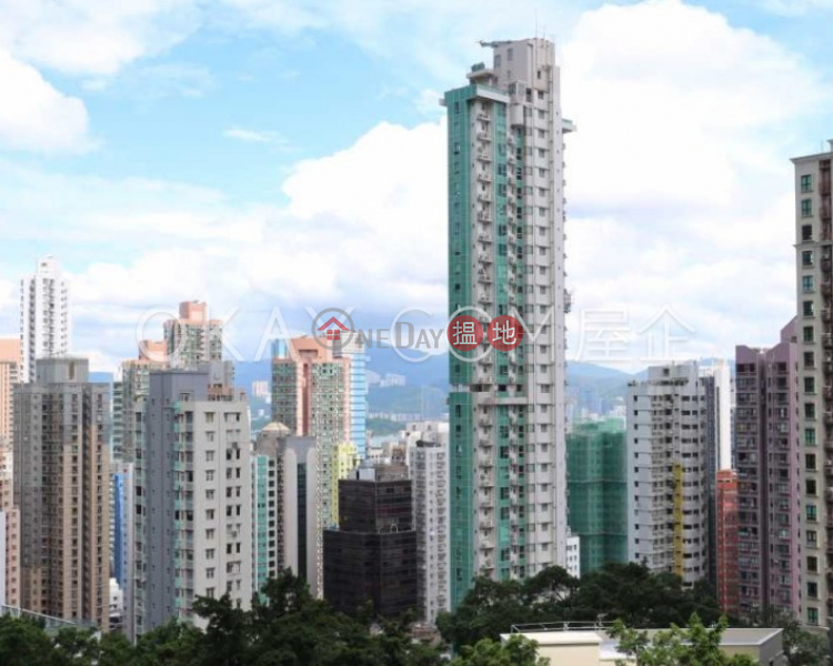 Lovely 3 bedroom on high floor with balcony | Rental | Cherry Crest 翠麗軒 Rental Listings