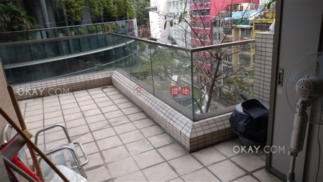 Intimate 1 bedroom with terrace & balcony | Rental, 258 Queens Road East | Wan Chai District Hong Kong, Rental | HK$ 26,000/ month
