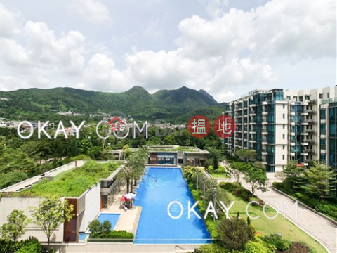 Luxurious 3 bedroom with balcony | Rental|The Mediterranean Tower 5(The Mediterranean Tower 5)Rental Listings (OKAY-R306720)_0