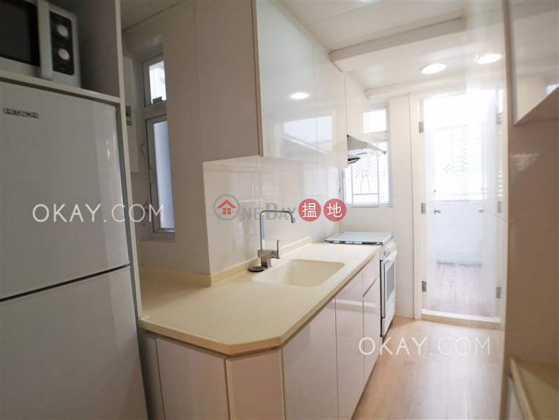 Lovely 1 bedroom with terrace | For Sale, Cheong Wan Mansion 昌運大廈 Sales Listings | Western District (OKAY-S186262)