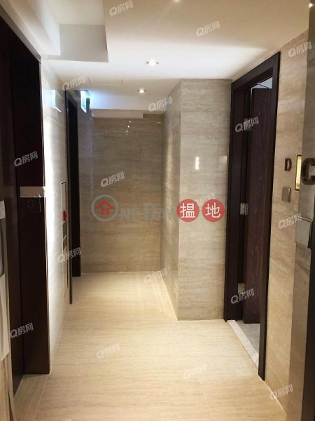 HK$ 13,800/ month | Goldfield Mansion Eastern District | Goldfield Mansion | Low Floor Flat for Rent