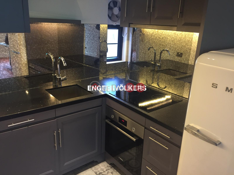 Studio Flat for Rent in Soho, Ho Shing Lau 浩誠樓 Rental Listings | Central District (EVHK45405)