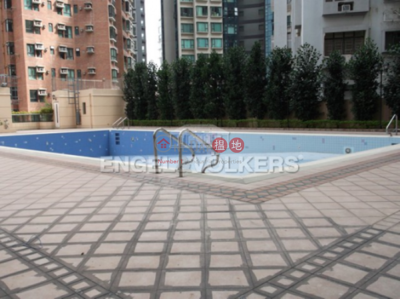 3 Bedroom Family Flat for Sale in Central Mid Levels | Elegant Terrace 慧明苑 Sales Listings
