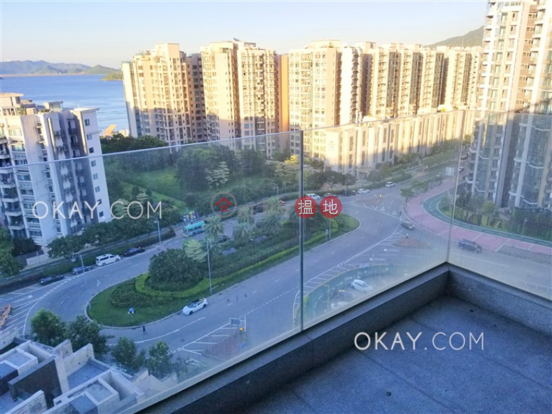 Rare 4 bedroom on high floor with sea views & balcony | Rental | Providence Bay Providence Peak Phase 2 Tower 1 天賦海灣二期 溋玥1座 Rental Listings