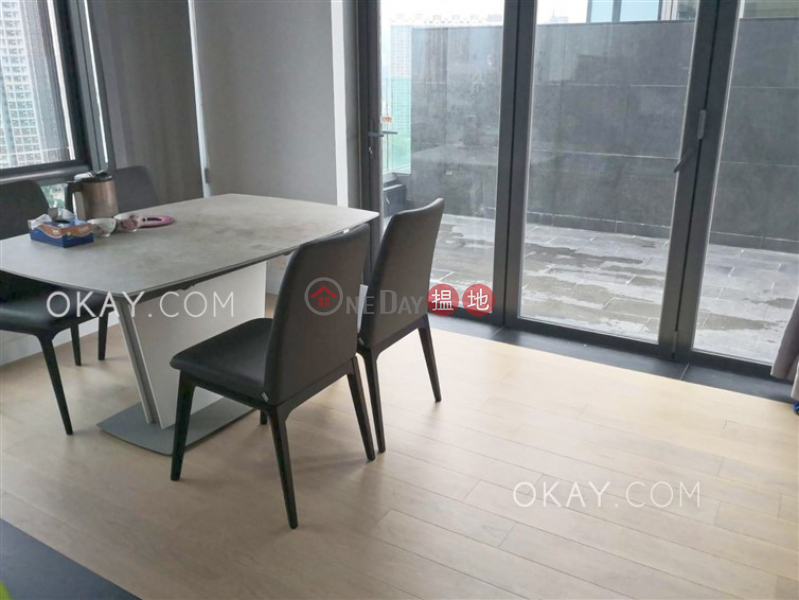 HK$ 50M, Homantin Hillside Tower 1 Kowloon City Luxurious 2 bed on high floor with sea views & rooftop | For Sale