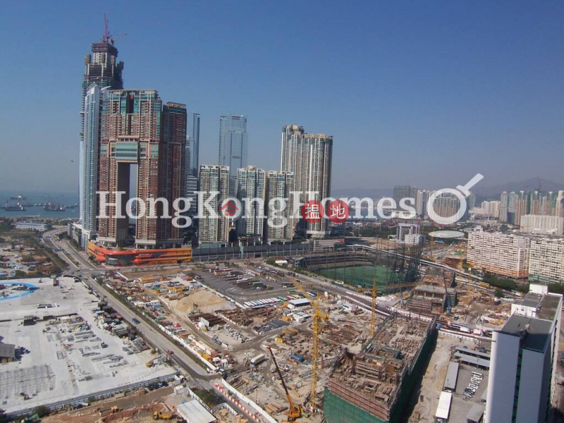 香港搵樓 租樓 二手盤 買樓  搵地   住宅 出租樓盤-港景峯1座兩房一廳單位出租