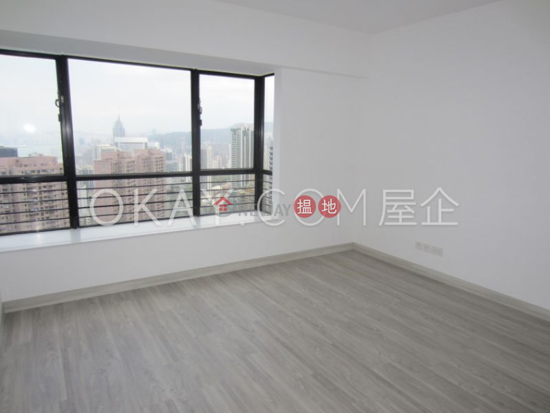 HK$ 130,000/ month Clovelly Court | Central District, Gorgeous 4 bedroom on high floor with balcony & parking | Rental