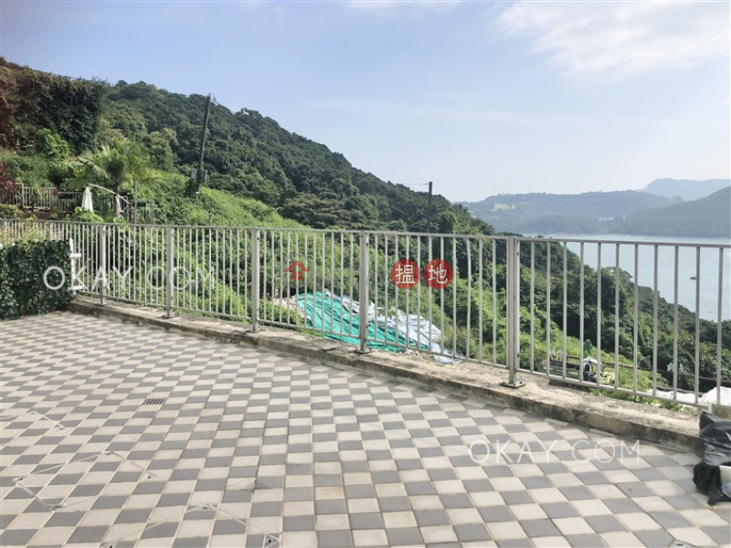 Nicely kept house with sea views, rooftop & terrace | For Sale - Tai Wan Tau Road | Sai Kung | Hong Kong Sales | HK$ 29.8M