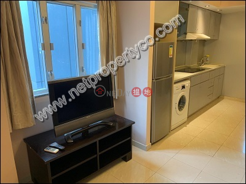 Furnished high-floor flat for rent in Wan Chai | Wang Gee Mansion 宏基大廈 Rental Listings