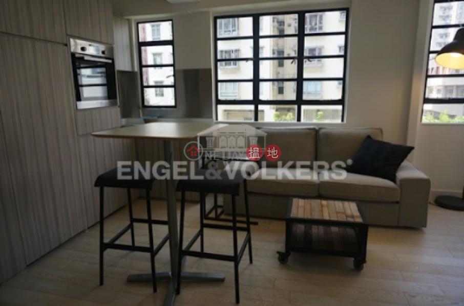 HK$ 880萬福安樓 西區-西營盤開放式筍盤出售 住宅單位