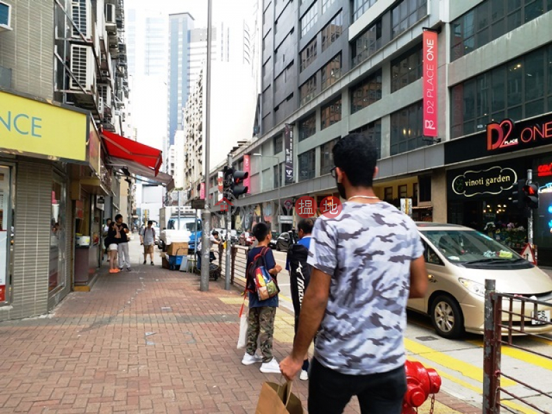 HK$ 64.5M | Cheung Lung Industrial Building Cheung Sha Wan | Popular G/F shops steps away from Exit D2, Lai Chi Kok MTR, opposite D2 Place for sale.
