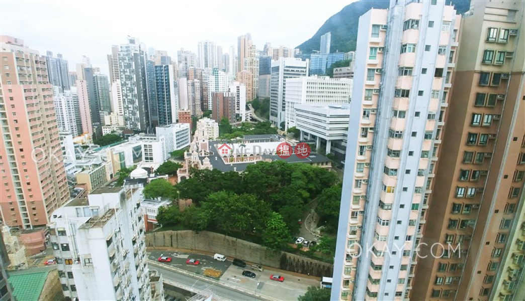 HK$ 28,200/ month | Hai Kwang Mansion | Western District | Cozy 2 bedroom on high floor | Rental