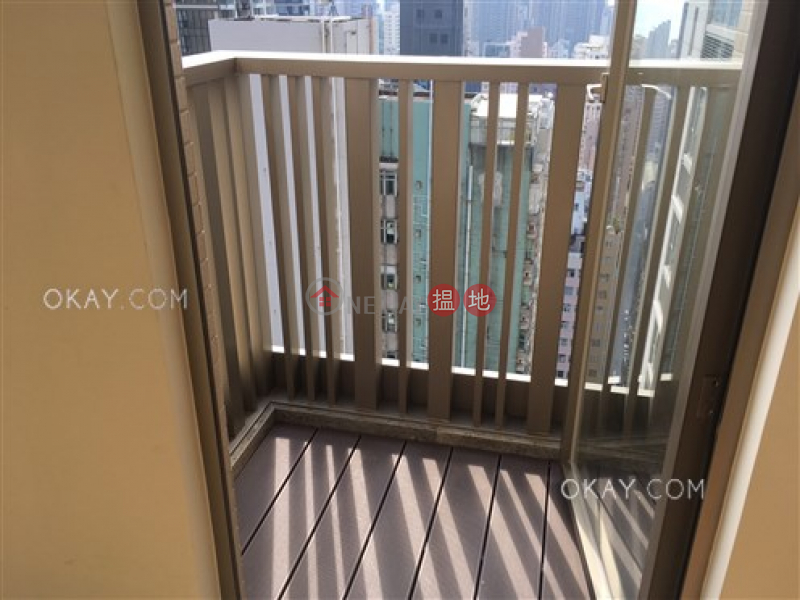 Property Search Hong Kong | OneDay | Residential Rental Listings, Gorgeous 2 bedroom on high floor with balcony | Rental