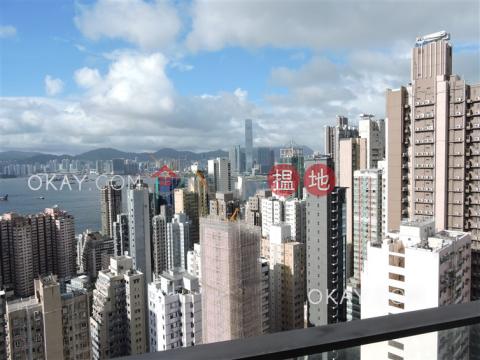 Luxurious 3 bedroom on high floor with balcony | For Sale|The Summa(The Summa)Sales Listings (OKAY-S287758)_0