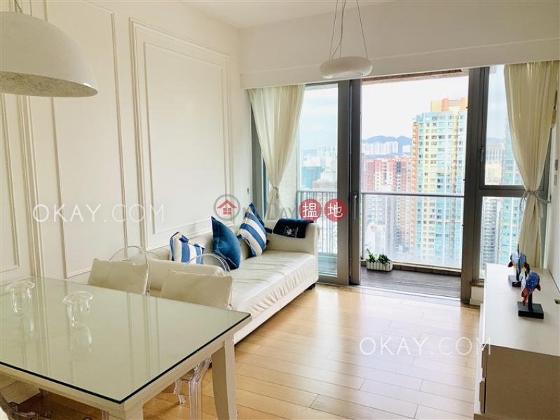 Tasteful 2 bedroom on high floor with balcony | Rental, 28 Ming Yuen Western Street | Eastern District | Hong Kong, Rental | HK$ 28,000/ month