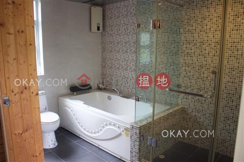 Beautiful house with sea views, rooftop & balcony | For Sale|Tai Hang Hau Village(Tai Hang Hau Village)Sales Listings (OKAY-S296073)_0