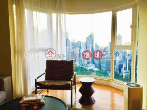 Stylish 3 bedroom on high floor with balcony | Rental|The Royal Court(The Royal Court)Rental Listings (OKAY-R19434)_0