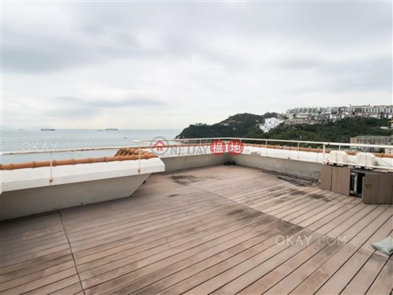 Unique 2 bedroom on high floor with sea views & rooftop | Rental | U-C Court 啟厚閣 Rental Listings