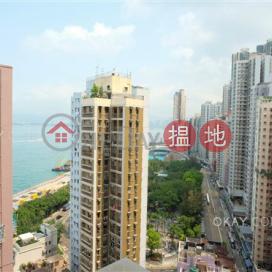Generous 3 bedroom on high floor with balcony   Rental