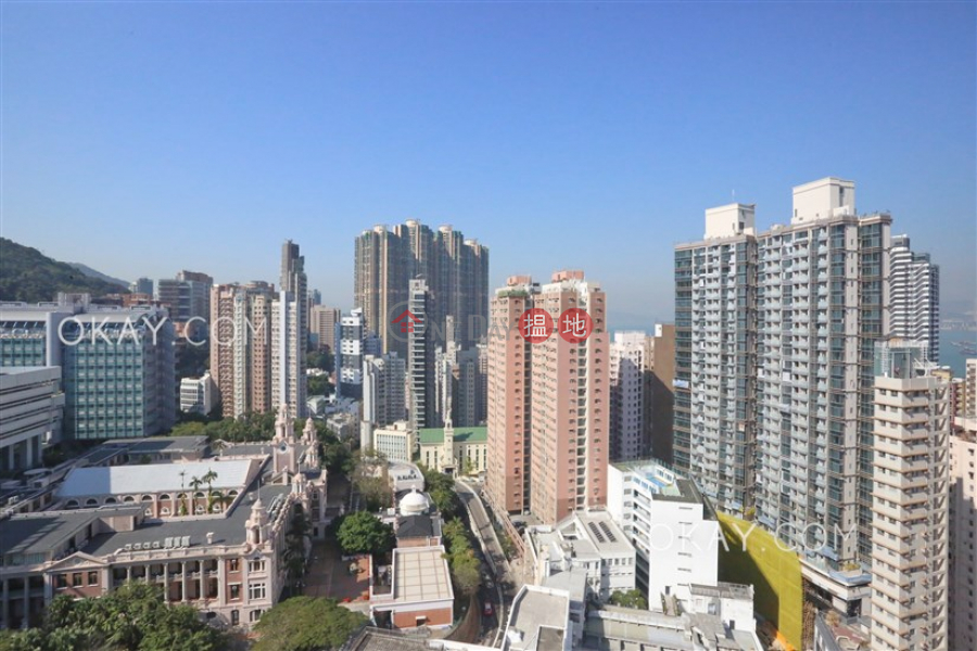 Property Search Hong Kong | OneDay | Residential | Rental Listings Elegant 2 bedroom on high floor with balcony | Rental