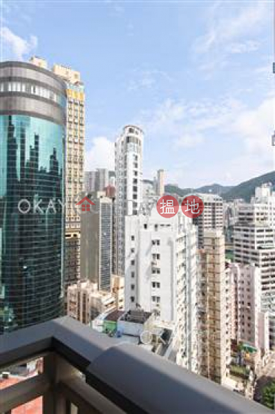 HK$ 25,000/ 月-駿逸峰 灣仔區1房1廁,星級會所《駿逸峰出租單位》