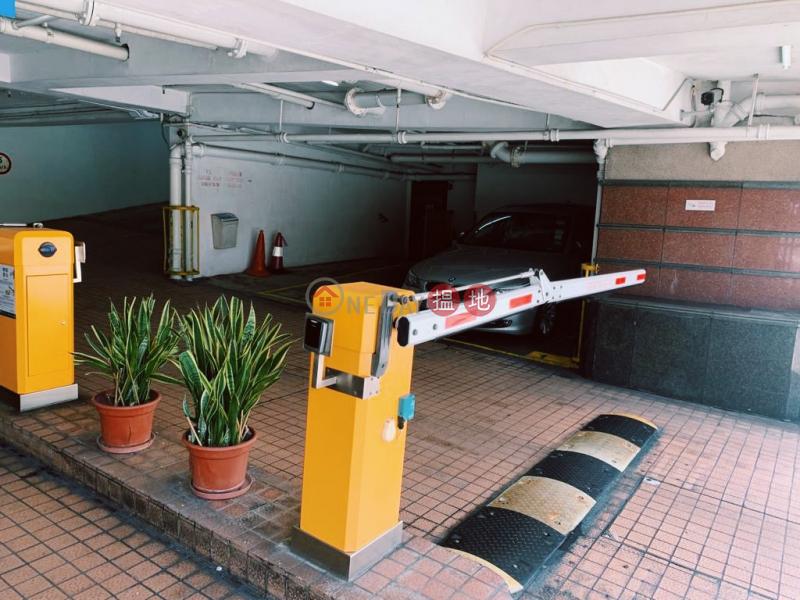 香港搵樓|租樓|二手盤|買樓| 搵地 | 車位-出租樓盤羅便臣道95號欣華花園地下室內停車位(租:$ 3800,買:$ 300萬)