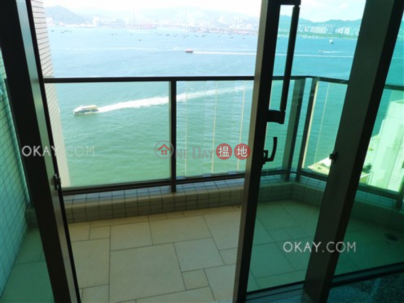 Unique 3 bedroom on high floor with sea views & balcony | For Sale | 86 Victoria Road | Western District Hong Kong | Sales HK$ 25M
