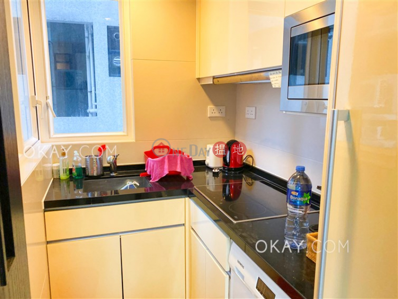 HK$ 35,000/ month, The Icon Western District, Generous 2 bedroom with harbour views & balcony   Rental