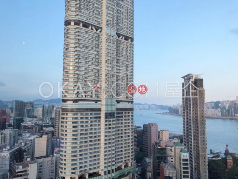 HK$ 55,000/ month The Masterpiece   Yau Tsim Mong   Elegant 2 bedroom on high floor with sea views   Rental