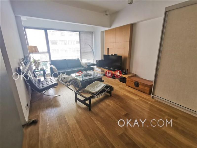 HK$ 36,000/ 月滿輝大廈-灣仔區1房2廁,實用率高,可養寵物,連車位《滿輝大廈出租單位》