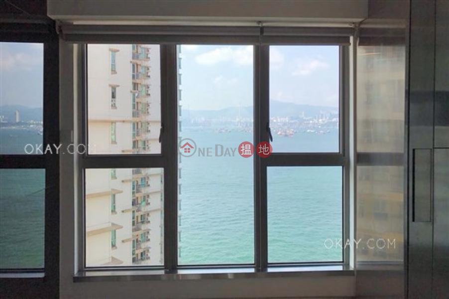 1房1廁,星級會所,可養寵物,露台《泓都出租單位》38新海旁街 | 西區|香港-出租|HK$ 26,000/ 月