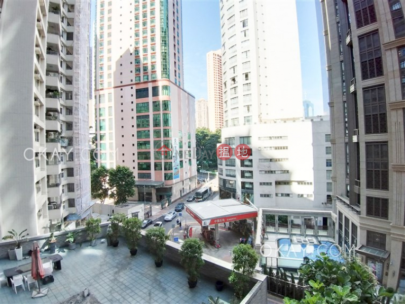 Beautiful 4 bedroom with balcony & parking | Rental 12-14 MacDonnell Road | Central District Hong Kong, Rental | HK$ 82,000/ month