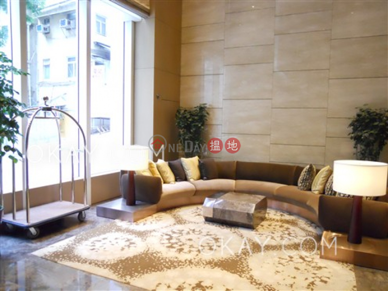 Tasteful 3 bed on high floor with sea views & balcony | Rental | SOHO 189 西浦 Rental Listings