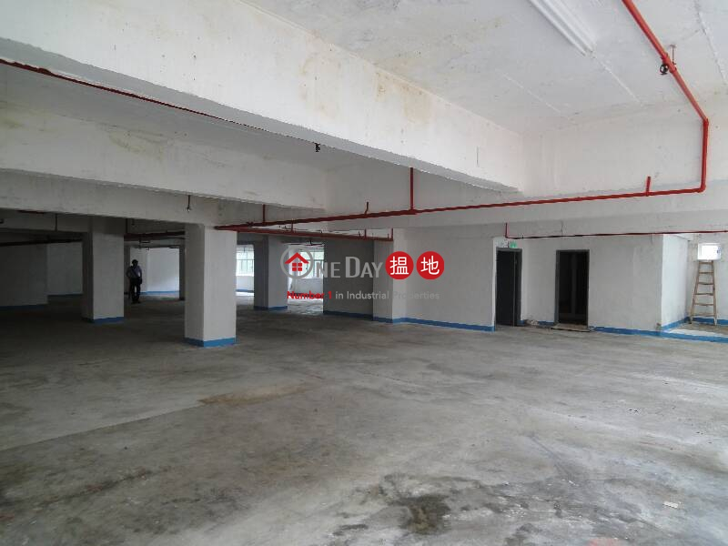 建興工業中心 葵青建興工業大廈(Kin Hing Industrial Building)出租樓盤 (pyyeu-02041)