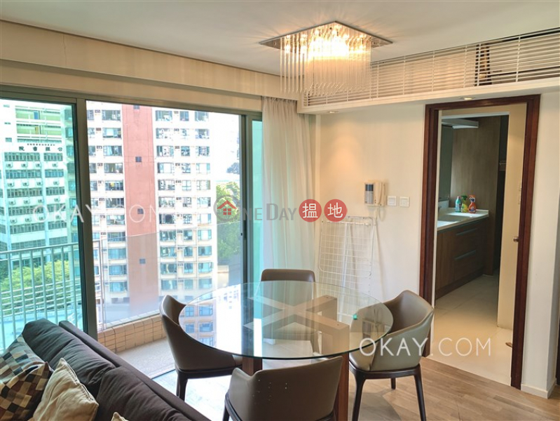 Stylish 3 bedroom on high floor with balcony | Rental | 50A-C Tai Hang Road | Wan Chai District | Hong Kong | Rental, HK$ 46,000/ month